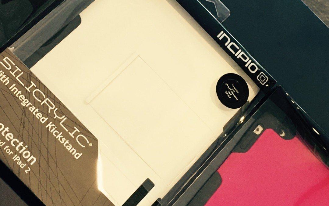 New iPad Cases in Stock
